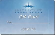 Inflight Institute Gift Card
